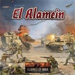 Battle of El Alamein: War in the Desert - Flames of War Starter box