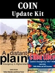 COIN Update Kit for Cuba Libre and Distant (1st+2nd printings)