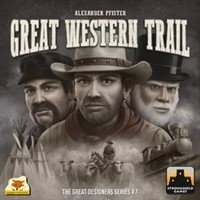Great Western Trail 2nd edtion (English+German)