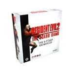 Resident Evil 2 the Board Game  B-files Expansion
