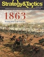 ST 297 -1863 Turning Point of the Civil War (strategy and tactics)