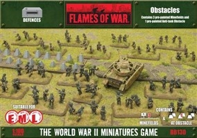 Anti-Tank Obstacles and Minefields