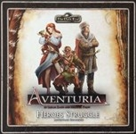 Aventuria ACG: Heroes Struggle Expansion The Dark Eye