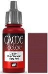 011 Gory Red Vallejo Game Color Paint