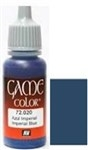 020 Imperial Blue Vallejo Game Color Paint