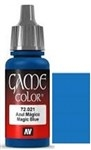 021 Magic Blue Vallejo Game Color Paint