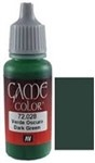 028 Dark Green Vallejo Game Color Paint