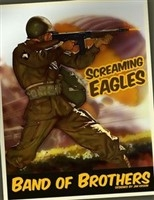 Band of Brothers Screaming Eagles 2nd edition
