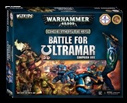 Battle for Ultramar Campaign Box: Warhammer 40,000 Dice Masters
