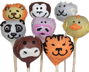 Cake Pops - Animals, EA