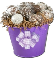 Cake Pop - Classic Designs, Gift Pail of 24