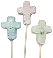 Cake Pops Cross