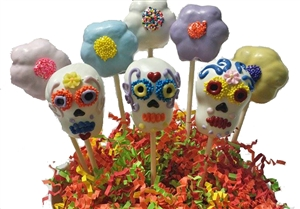 Cake Pops - Day of the Dead, EA