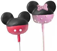 Cake Pops - Mickey Mouse