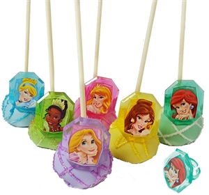 Cake Pops - Party Rings, Disney Princess