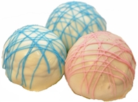 Cake Truffle Gift Box of 12, Pastel Designs