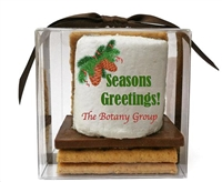 S'mores Kit - Custom Printed Holiday Marshmallow