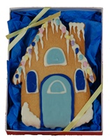 Giant Hand Dec. Ginger Bread House Cookie Gift Box