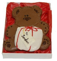 Birthday Bear-Hug Cookie Greeting
