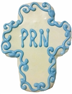decorated Cookies Cross