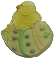 Hand Dec. Cookies - Easter Chick/Egg