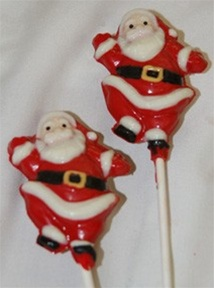 Santa Chocolate Pop, EA