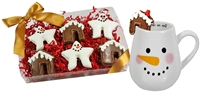 Mug Topper Cookies - Holiday Designs