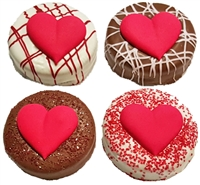 Oreo® Cookies - Candy Hearts, each