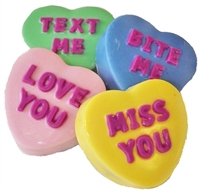 Oreo Cookies Conversation Hearts