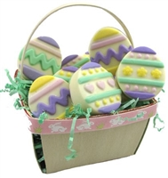 Oreo Cookie Easter Egg Gift Basket of 12