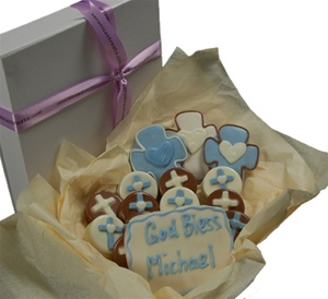 oreo cookie baptism gift