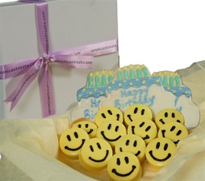 Oreo® Cookie Gift Box, Birthday Boy