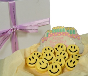 Oreo® Cookie Gift Box, Birthday Girl