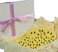 Oreo® Cookie Gift Box, Smiley Faces