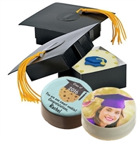 Oreo® Cookies - Graduation Favor Box, EA