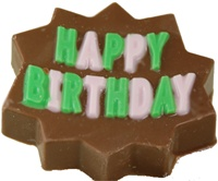 Chocolate Covered Oreo® Cookie, Happy Birthday