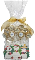 Oreo Cookies - Holiday Bouquet of 12