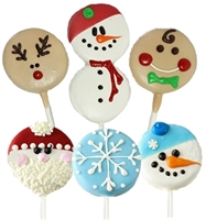 Oreo Cookie Pops Holiday Designs, EA