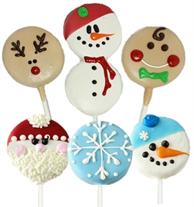Oreo Cookie Pops - Holiday Designs, EA
