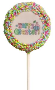 Oreo® Cookie Pops - Happy Easter Image, EA