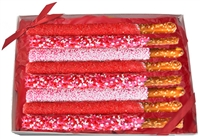 Pretzel Rods Valentine Gift Box of 8