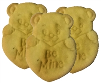 Sweet Impression Be Mine Bear Cookies