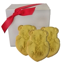 Sweet Impressions Stamped Cookie Gift Box