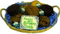 Assorted Cookie & Brownie Gift, Personalized