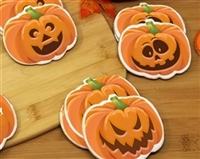 Printed Cookies - Pumpkin