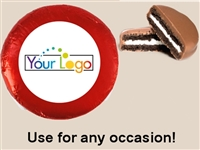Foil Wrapped Oreo® Cookies - Logo, Set of 24