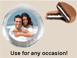Foil Wrapped Oreo® Cookies - Wedding, Set of 24