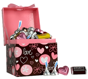 Valentine's Day Chocolate Gift Box