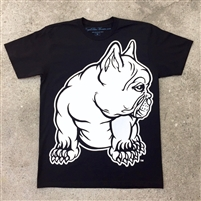 Mens French Bulldog T-Shirt