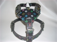 BLACK RAINBOW HARNESS